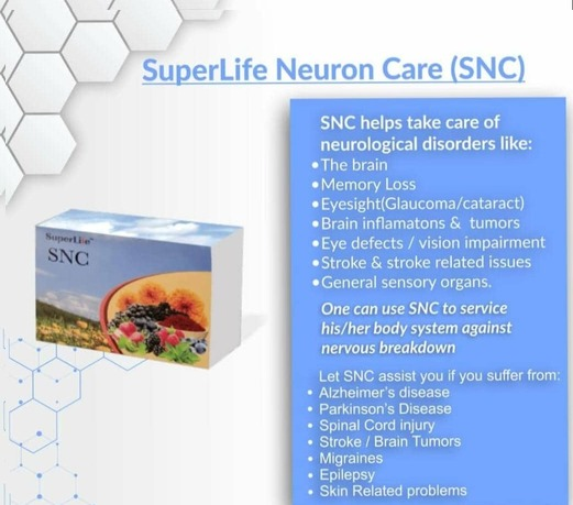 Superlife Neuron Care benefits