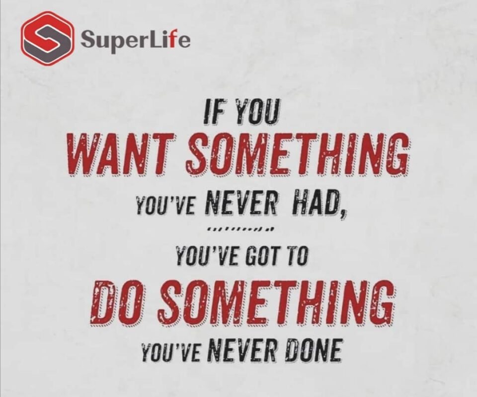 Become a superlife Member